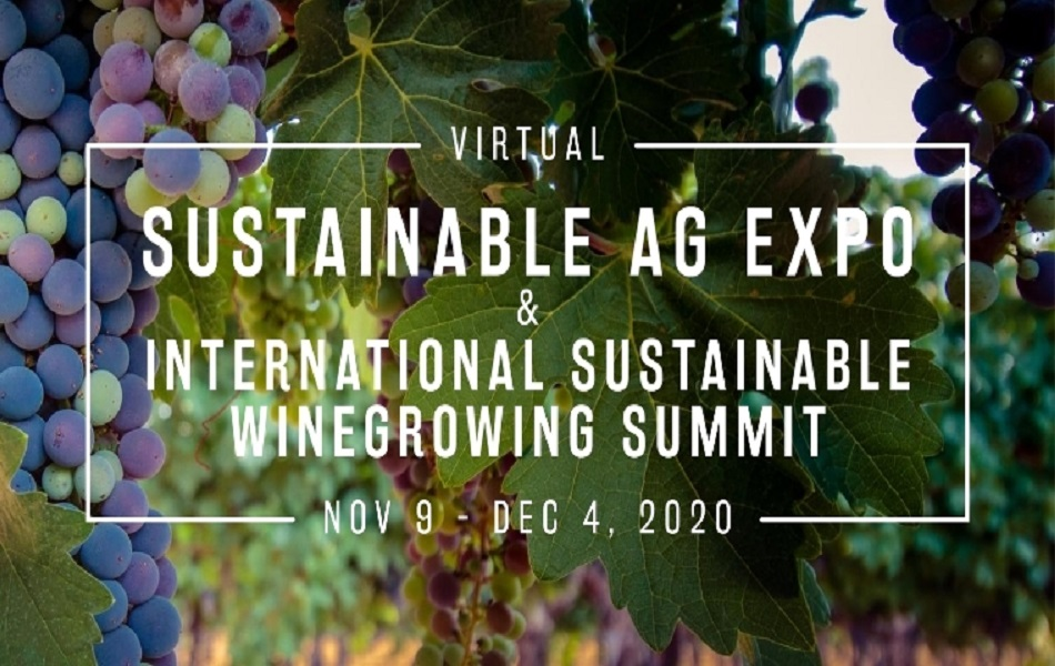 Registration Now Available for Virtual Ag Expo & International Sustainable Winegrowing Summit