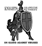 Knights Grapevine Nursery Logo